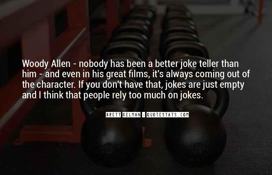 Quotes About Jokes #98669