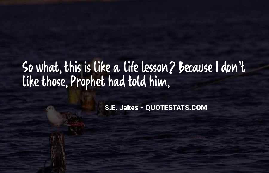 Quotes About Life Life Is Like #14447