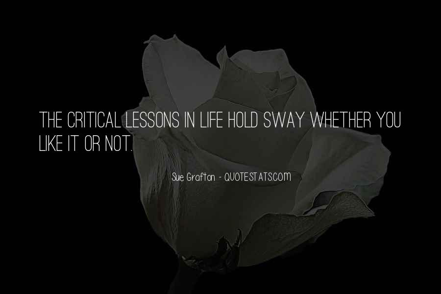 Quotes About Life Life Is Like #21147