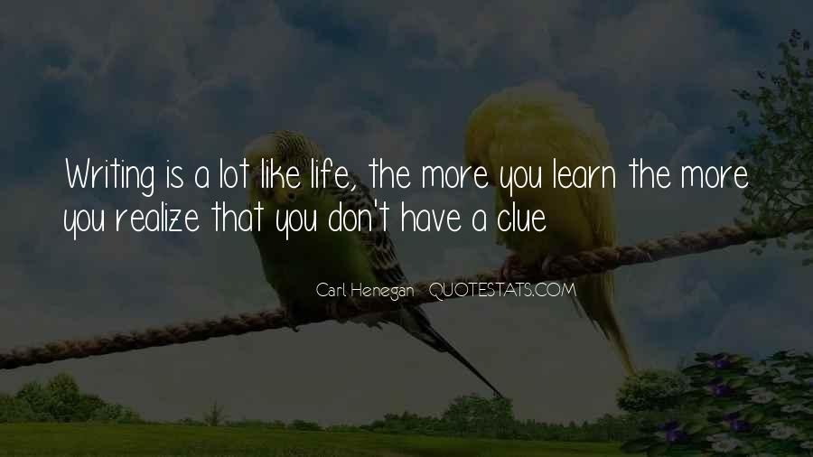 Quotes About Life Life Is Like #22397
