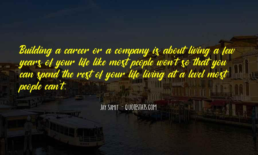 Quotes About Life Life Is Like #28860