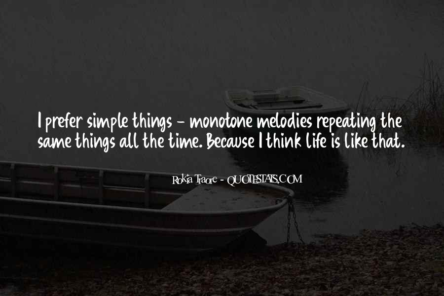 Quotes About Life Life Is Like #807