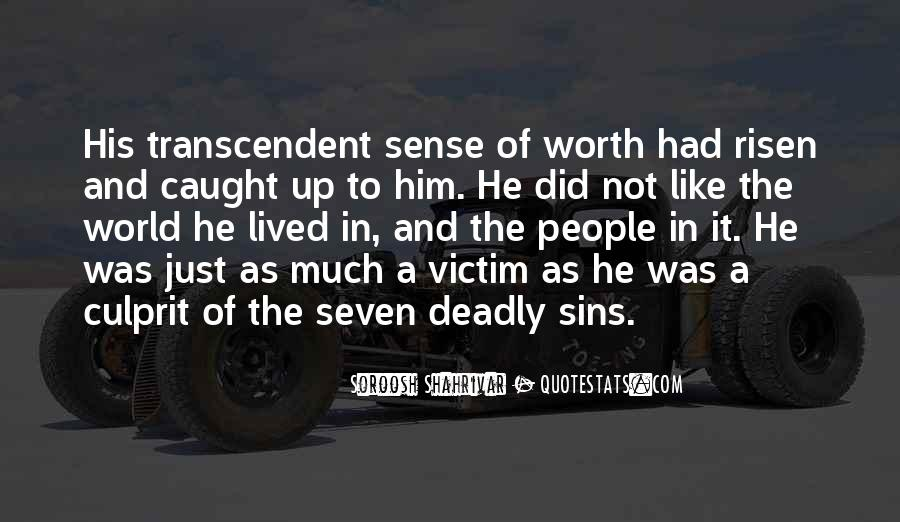Quotes About 7 Deadly Sins #360492