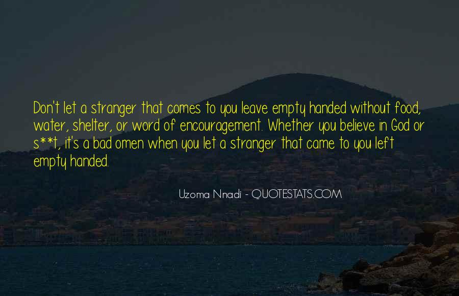 Quotes About A Stranger's Kindness #121489