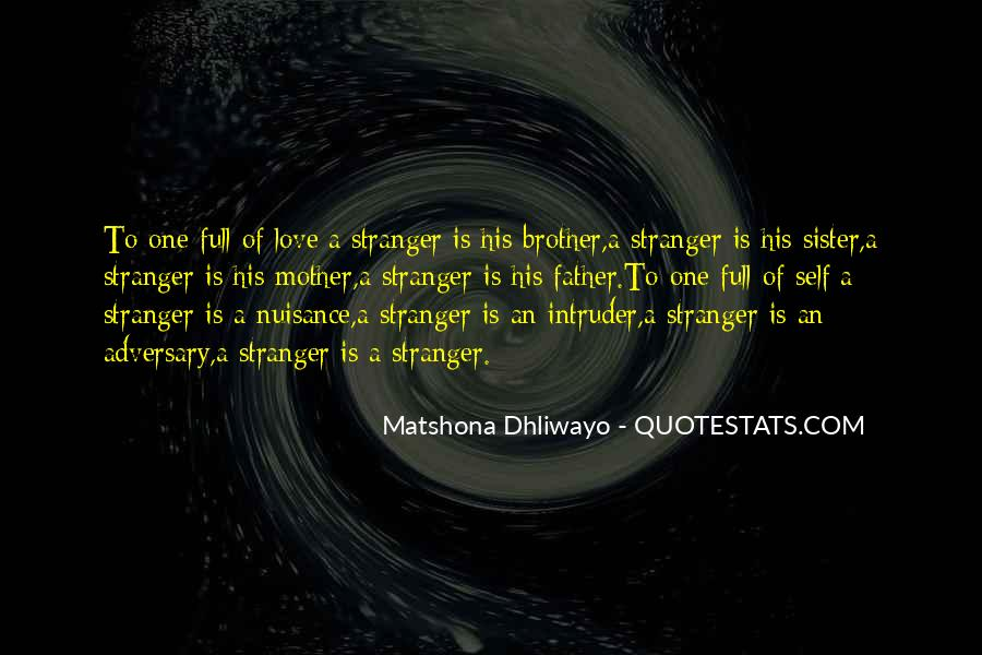 Quotes About A Stranger's Kindness #685345