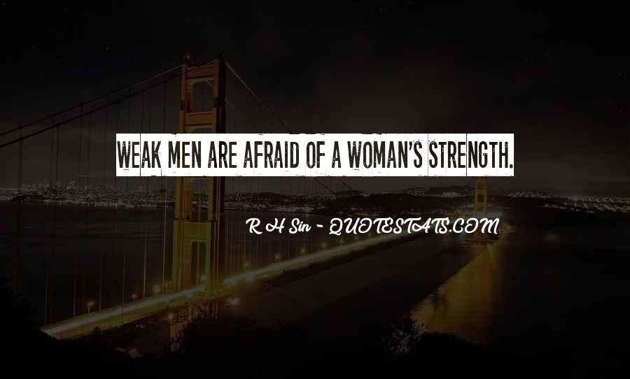 Quotes About Strength Of A Woman #1007296