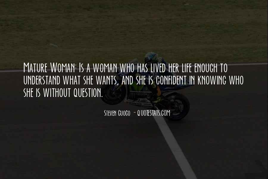 Quotes About Strength Of A Woman #1012576