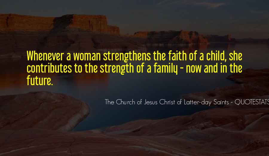 Quotes About Strength Of A Woman #1099235