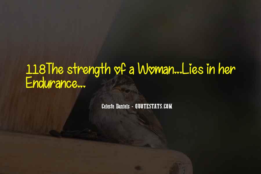 Quotes About Strength Of A Woman #1152571