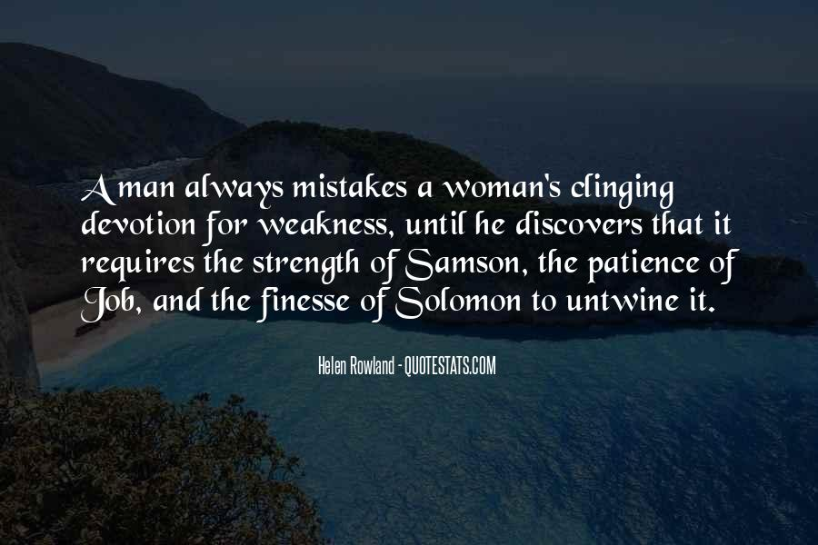 Quotes About Strength Of A Woman #1205244