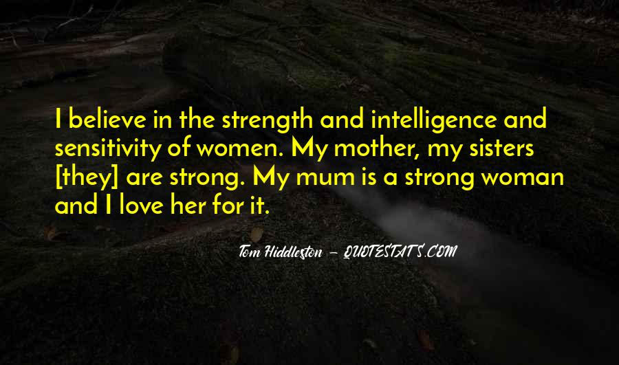 Quotes About Strength Of A Woman #1239401