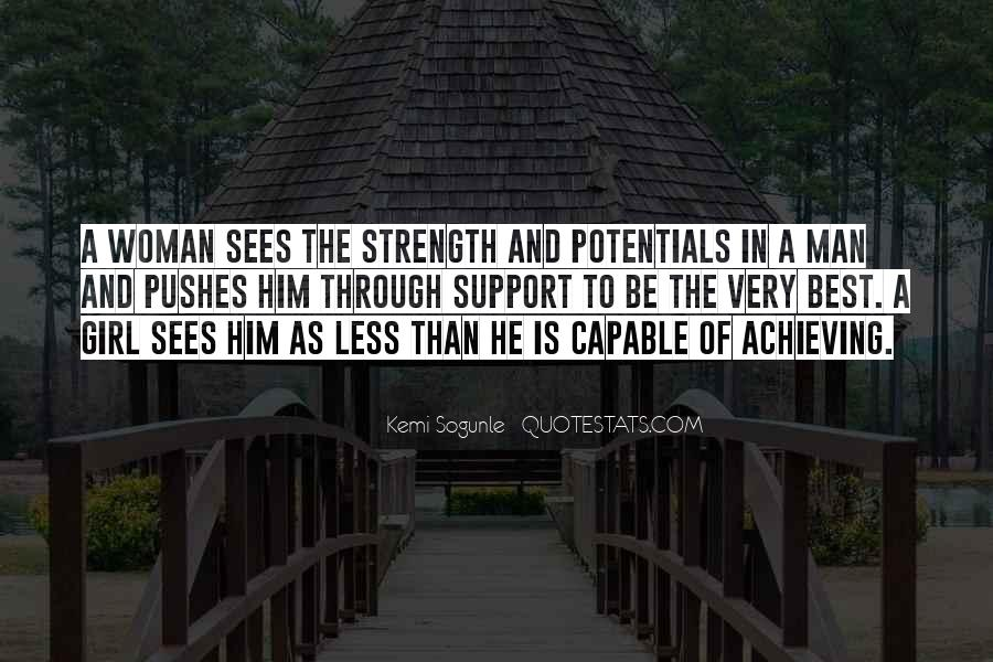 Quotes About Strength Of A Woman #1339990
