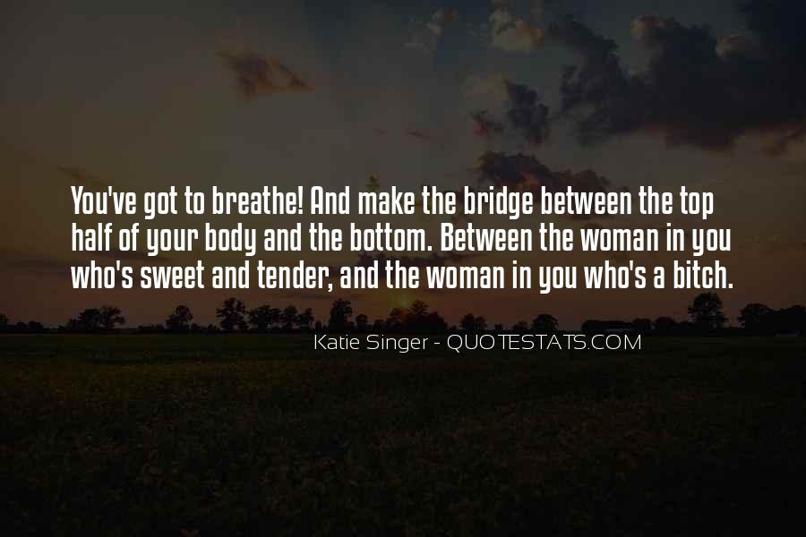 Quotes About Strength Of A Woman #1624100