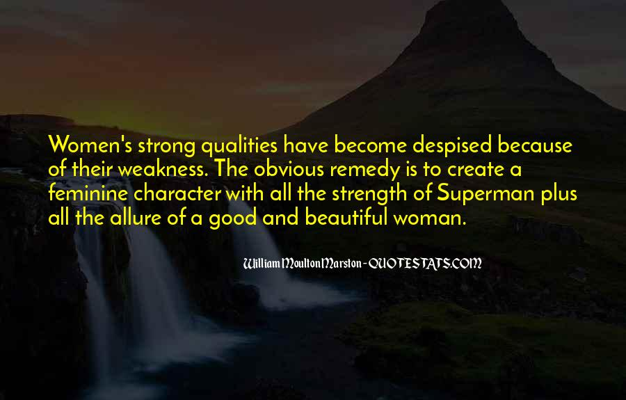 Quotes About Strength Of A Woman #1648643
