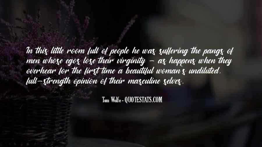 Quotes About Strength Of A Woman #1654626