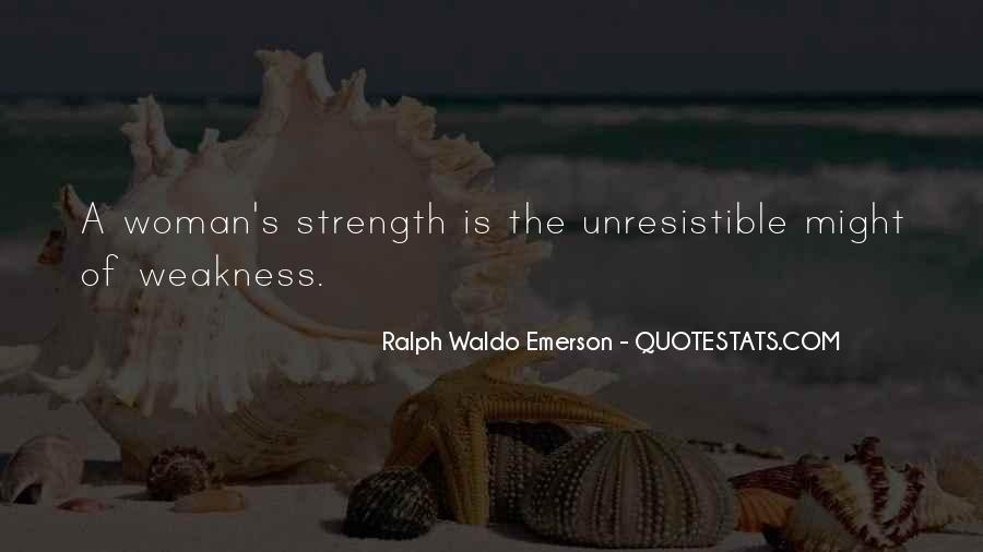 Quotes About Strength Of A Woman #216184
