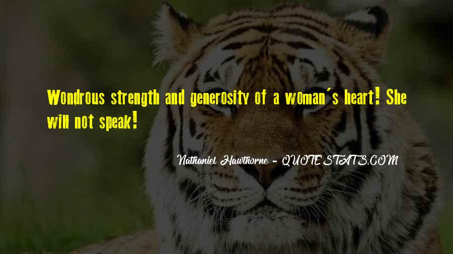 Quotes About Strength Of A Woman #539649
