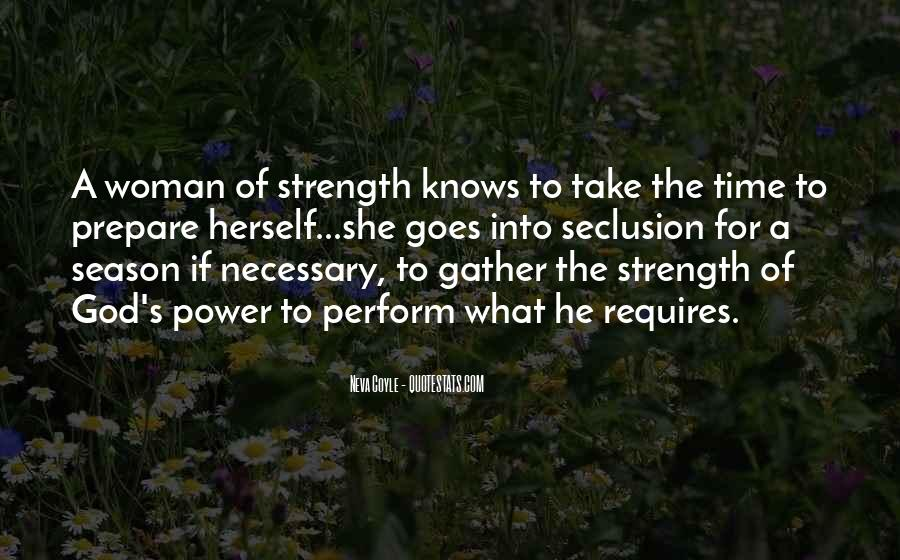 Quotes About Strength Of A Woman #591452
