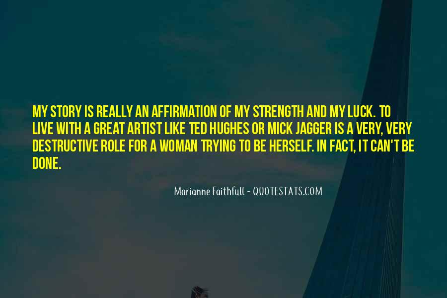 Quotes About Strength Of A Woman #796899