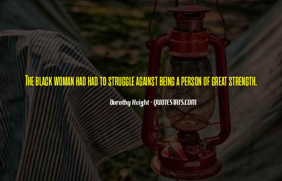 Quotes About Strength Of A Woman #87793