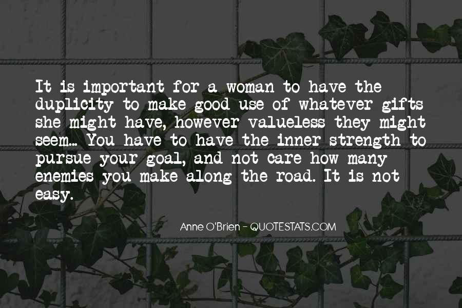 Quotes About Strength Of A Woman #97332