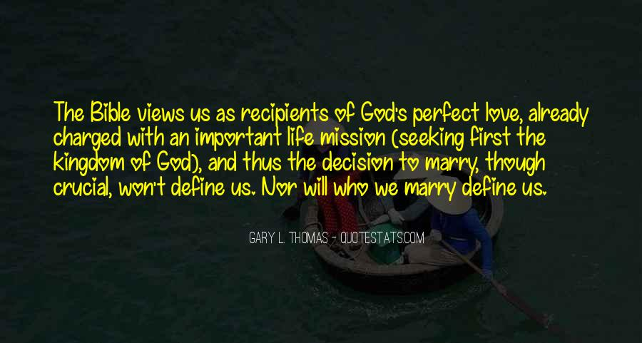 Quotes About Love Of God Bible #191075