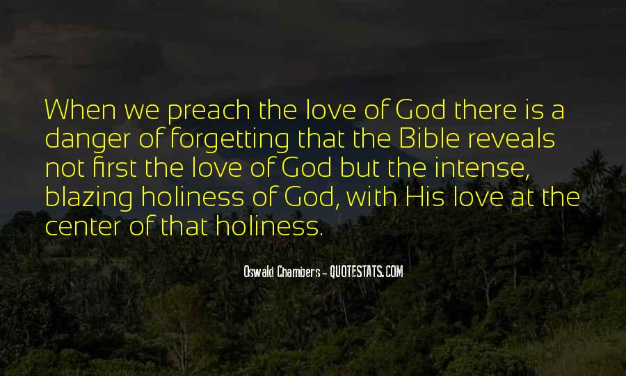 Quotes About Love Of God Bible #884225