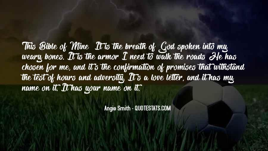 Quotes About Love Of God Bible #895504