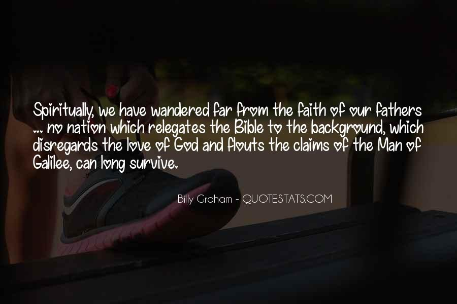 Quotes About Love Of God Bible #909480