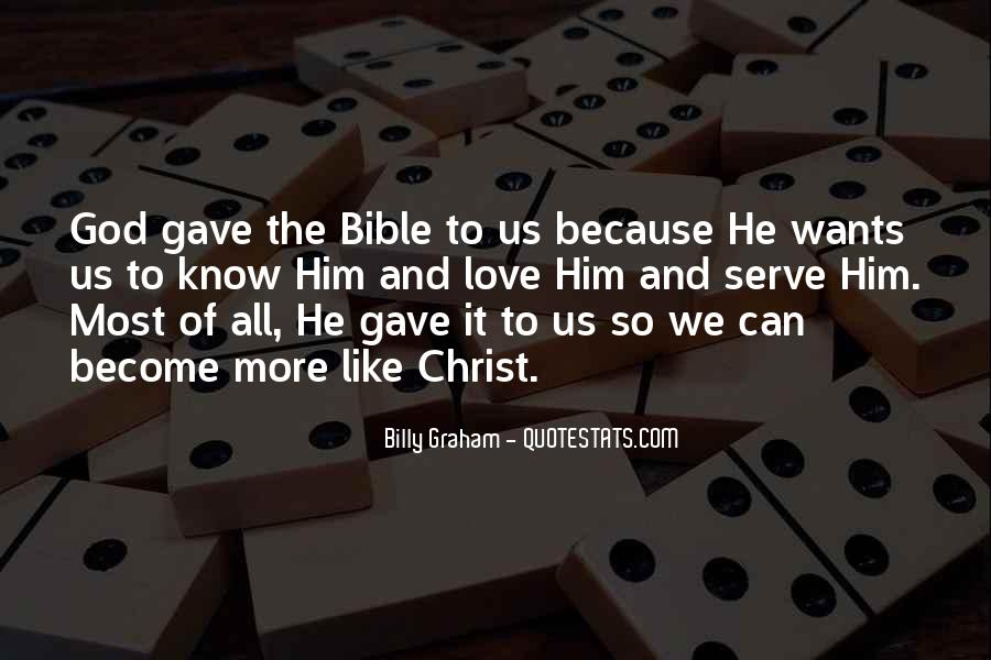 Quotes About Love Of God Bible #978056