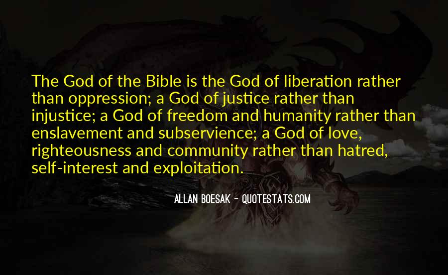 Quotes About Love Of God Bible #999119
