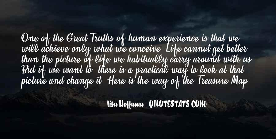 Quotes About Experience And Change #378764