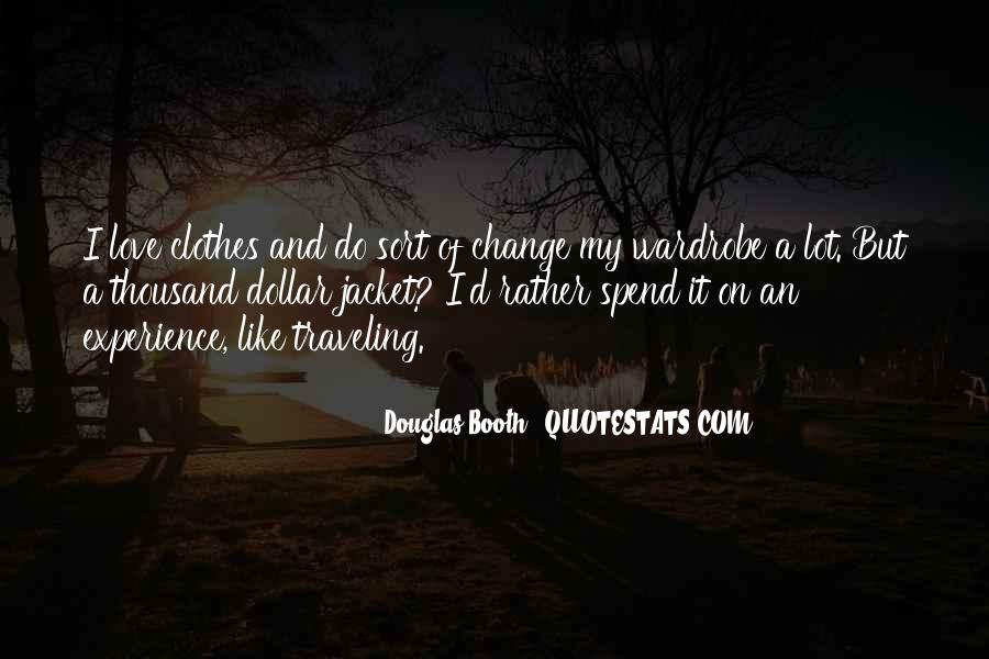 Quotes About Experience And Change #598080