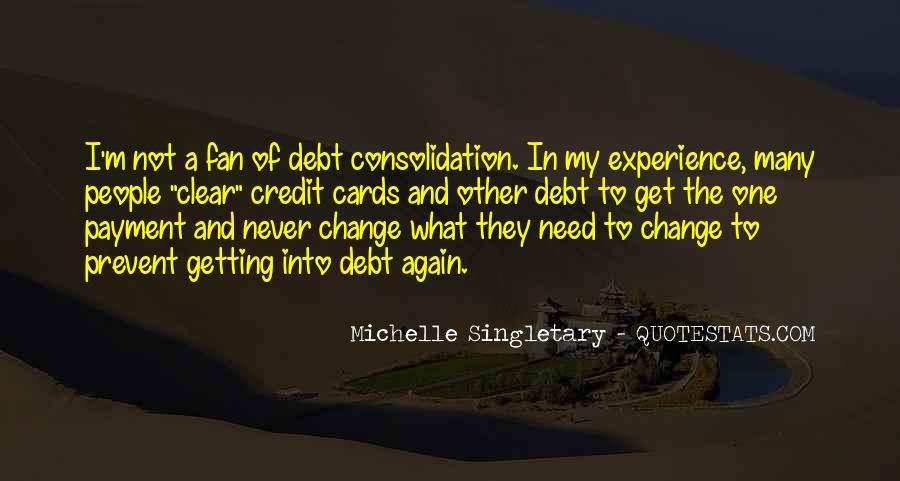 Quotes About Experience And Change #646201
