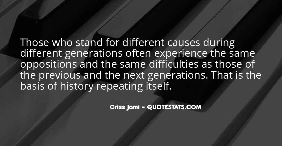 Quotes About Experience And Change #81984
