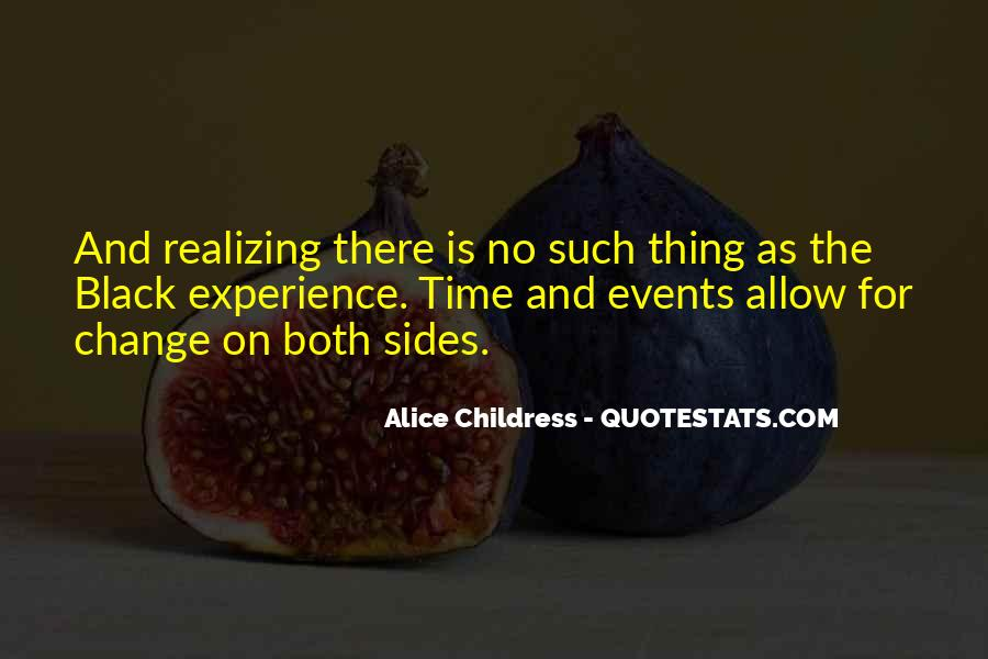Quotes About Experience And Change #876079