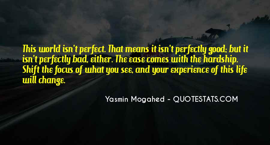 Quotes About Experience And Change #913815