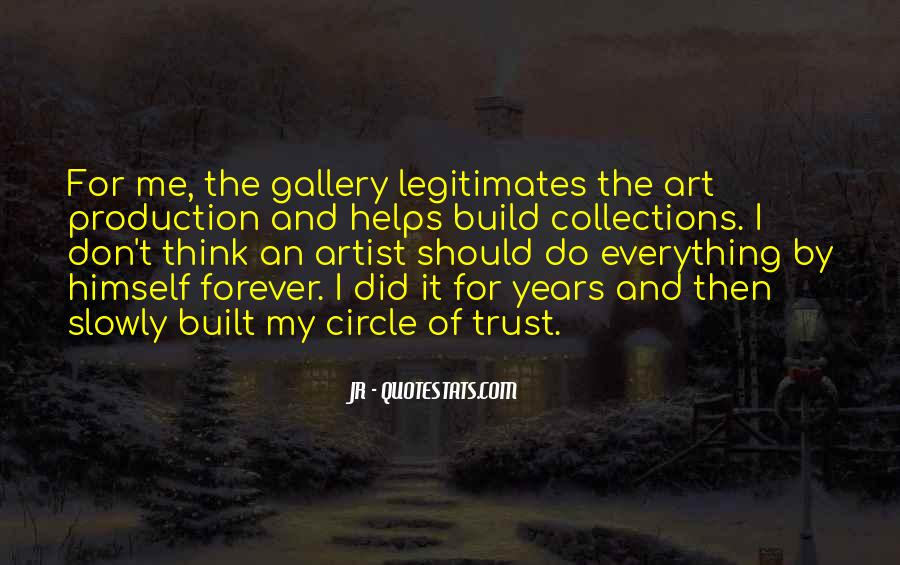 Quotes About Art Collections #1005134