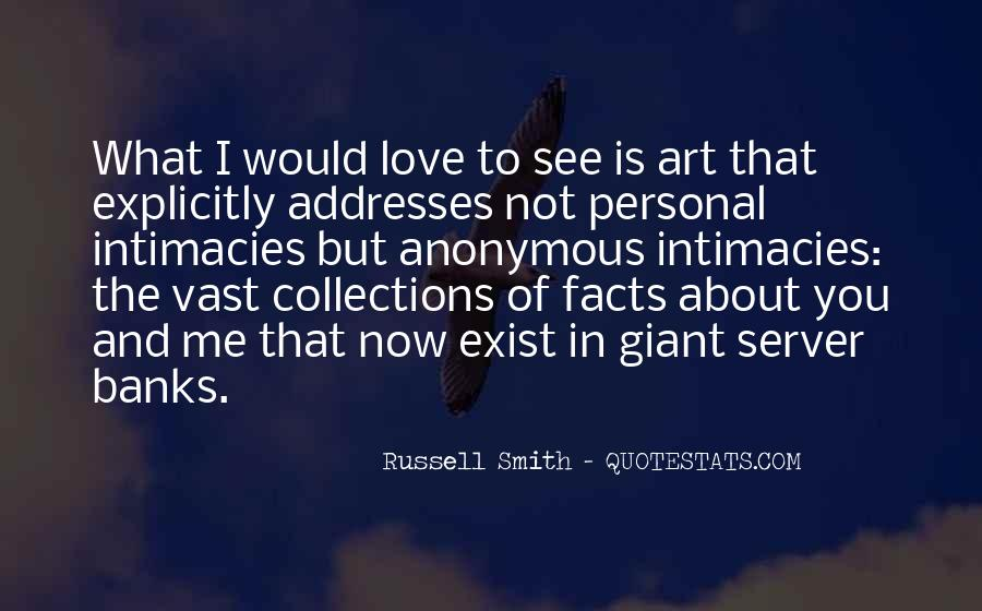 Quotes About Art Collections #892515