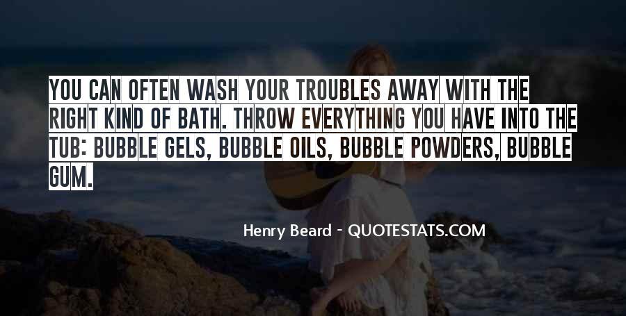 Quotes About Bubble Gum #1830097