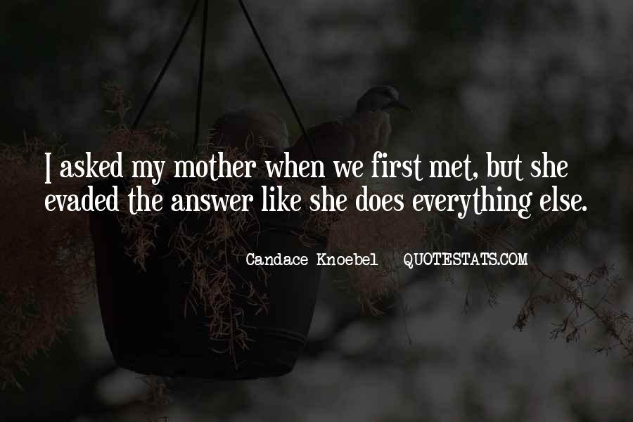 Quotes About When We First Met #1040453