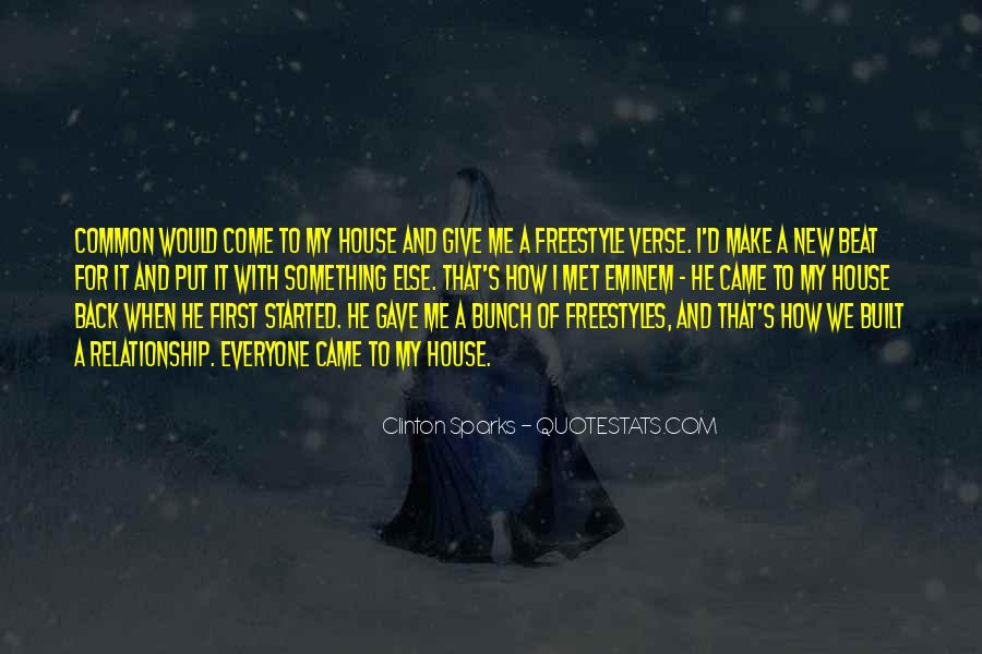 Quotes About When We First Met #1257114