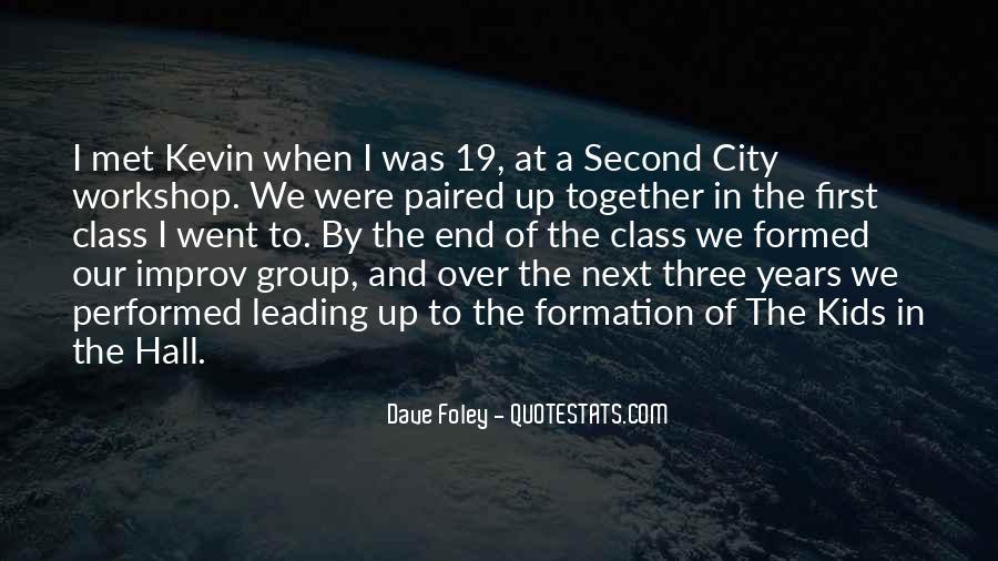 Quotes About When We First Met #1601965