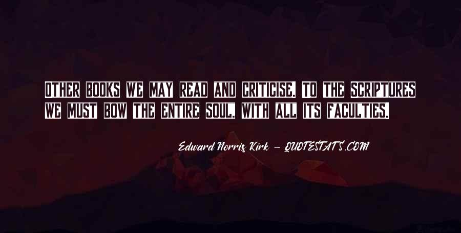 Quotes About Books And The Soul #1127615