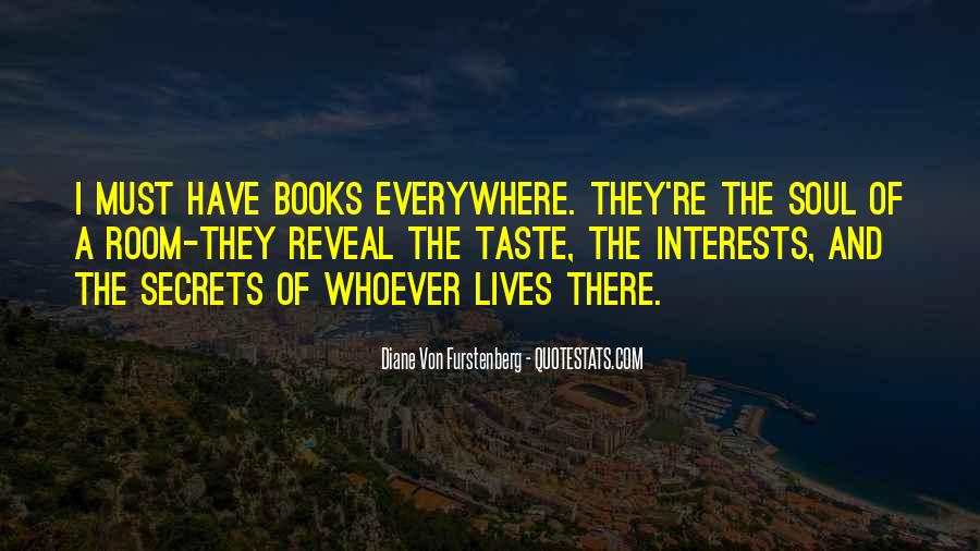 Quotes About Books And The Soul #1176740