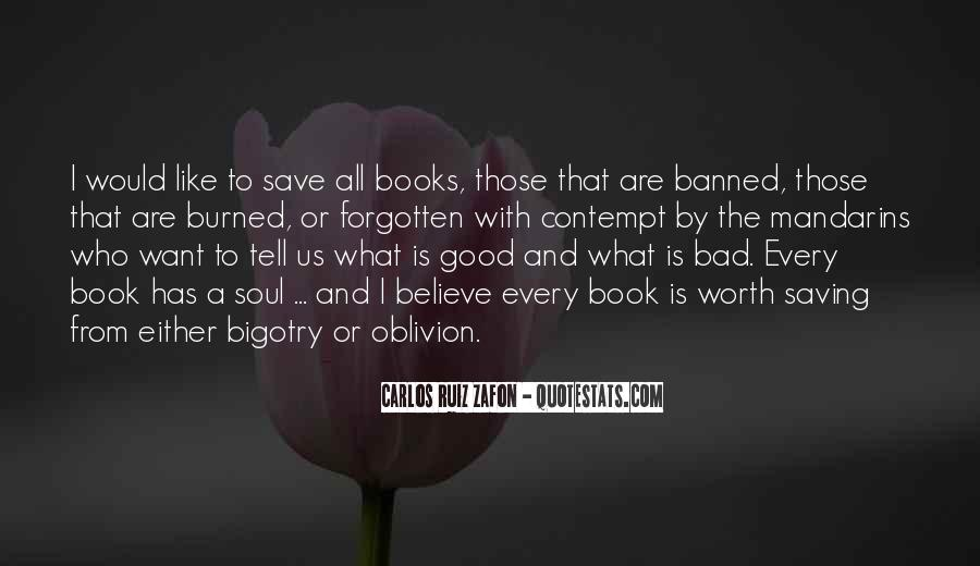 Quotes About Books And The Soul #1196745