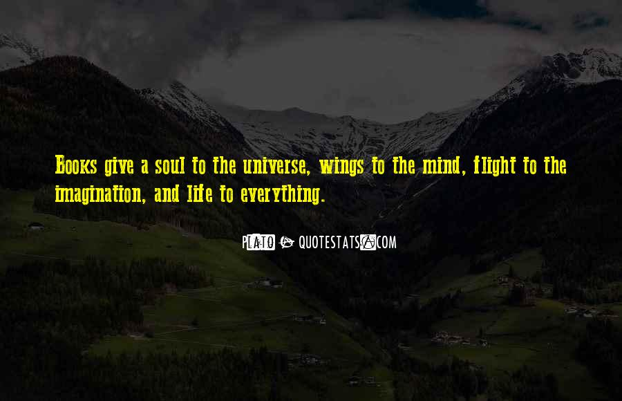 Quotes About Books And The Soul #1316302