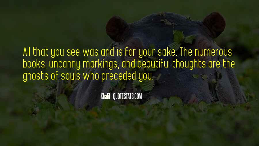 Quotes About Books And The Soul #1791136