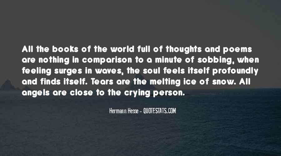 Quotes About Books And The Soul #1855425