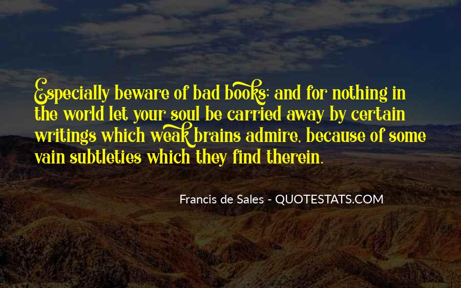 Quotes About Books And The Soul #230616